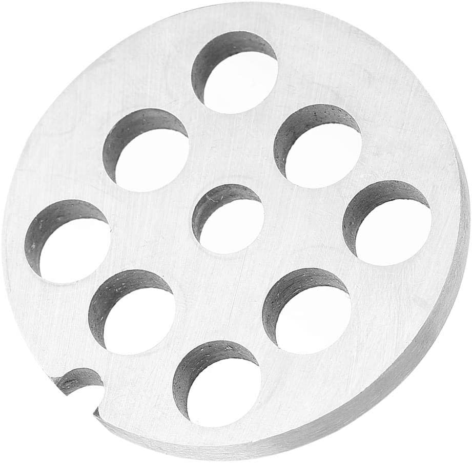 Disc Limited time sale Knife Meat Grinder Plate Max 81% OFF Stainless Blade 2in 5cm