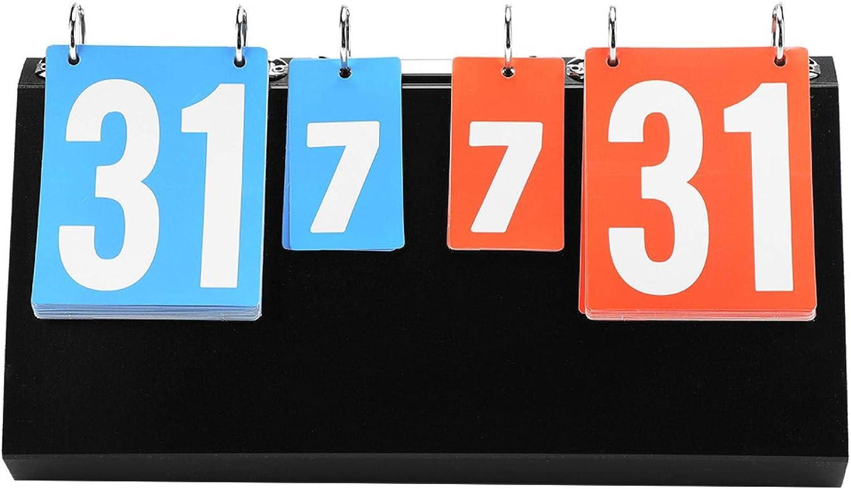 Oreilet Sports Supplies Max 88% OFF Score Jacksonville Mall to Board Convenient Scoreboard