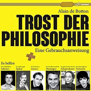 Trost der Philosophie Titelbild