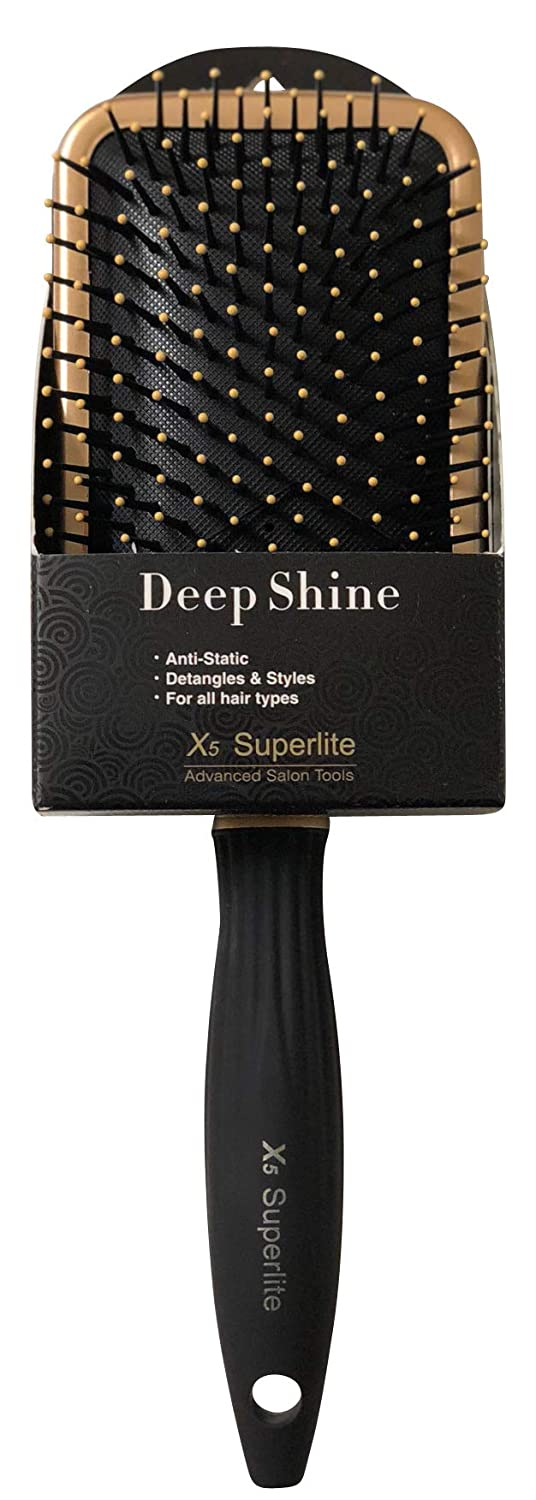 X5 Superlite Advanced Ionic Paddle - Super special price Hairbrush Many popular brands Frizz-free Styler
