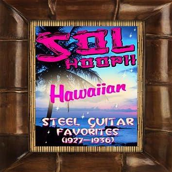 Hawaiian Steel Guitar Favorites (1927-1936)