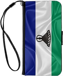 Rikki Knight - Funda con Tapa para iPhone 6 y 6S, diseño de Bandera de Benín en Madera Envejecida, Bhutan, Bandera, Bandera de Bután