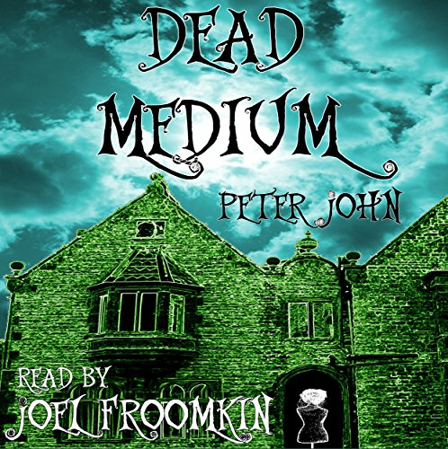 Dead Medium audiobook cover art