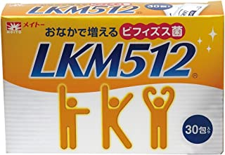 ビフィズス菌 LKM512 顆粒タイプ 1g×30包
