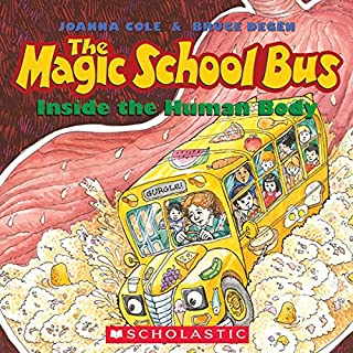 The Magic School Bus Inside the Human Body cover art