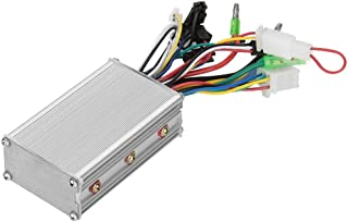 Brushless Controller 36V/48V 350W Aluminium Alloy E-Bike Brushless Motor Controller for Scooter Electric Bicycle