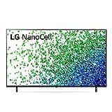 "LG NanoCell 75NANO806PA Smart TV LED 4K Ultra HD 75"" 2021 con Processore Quad Core 4K, Wi-Fi, webOS 6.0, FILMAKER MODE, Game Optimizer, Google Assistant e Alexa Integrati, Telecomando Puntatore"