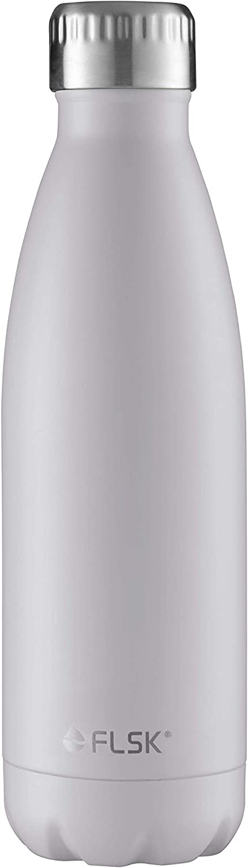 FLSK La Botella Original de Acero Inoxidable es Adecuada para ácido carbónico.