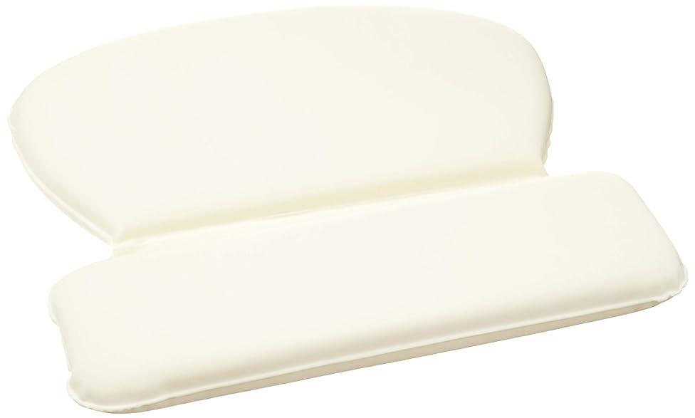 AmazonBasics Bath Tub Neck Pillow with Suction Cups-2-Panel