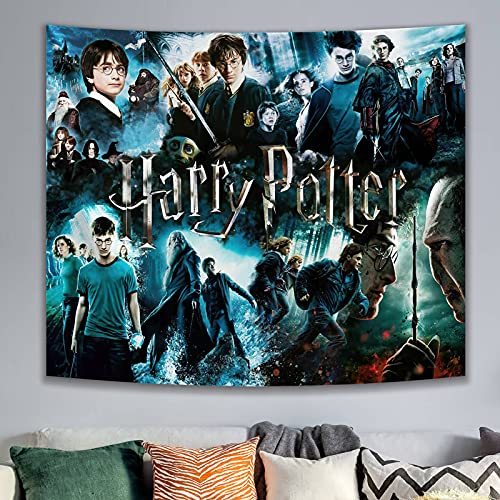 Wieco Movie Tapestry Wall Hanging for Dorm Room Decoration Festival Present 60x70in