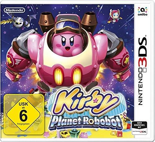 Kirby: Planet Robobot - 3DS - [Edizione: Germania]
