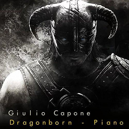 Dragonborn (Skyrim Piano Instrumental Version)