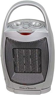 Calefactor Ceramico Global | Oscilante, Potencia 750/1500W, Control de temperatura