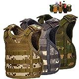 DSMY Bottle Vest Tactical Beverage Cooler Military Beer...