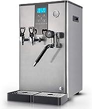 Roestvrijstalen geïsoleerde heetwaterurn, food grade voering cateringwaterkoker, heetwaterdispenser, met stoomwaterfunctie