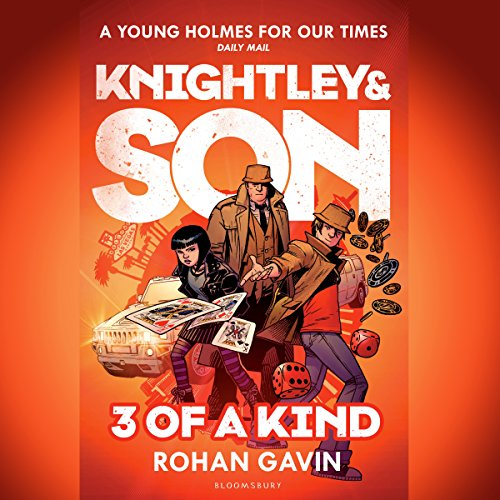 Knightley & Son: 3 of a Kind cover art