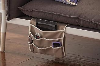 Serta   Furniture Genie-Non-Slip Sofa Chair Armrest Organizer Magazine Holder, Caddy Pocket for Remote Control, Cellphone,...