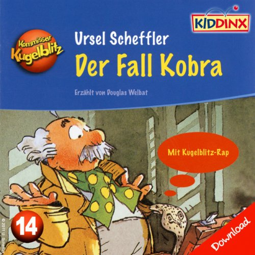 Der Fall Kobra cover art