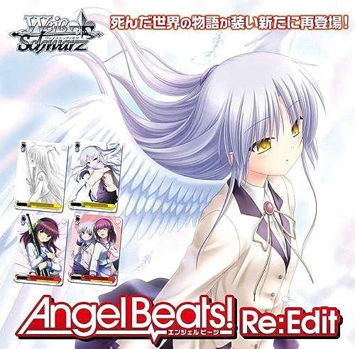 Weiß SchwarzTest Deck Angel Beats Re  Bearbeiten