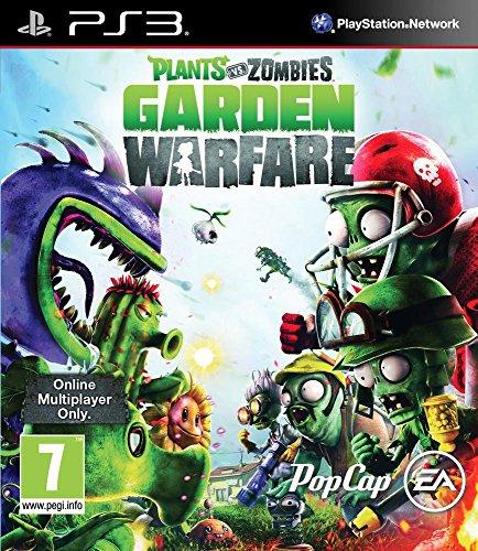 Plants vs Zombie : Garden Warfare - PlayStation 3 - [Edizione: Francia]