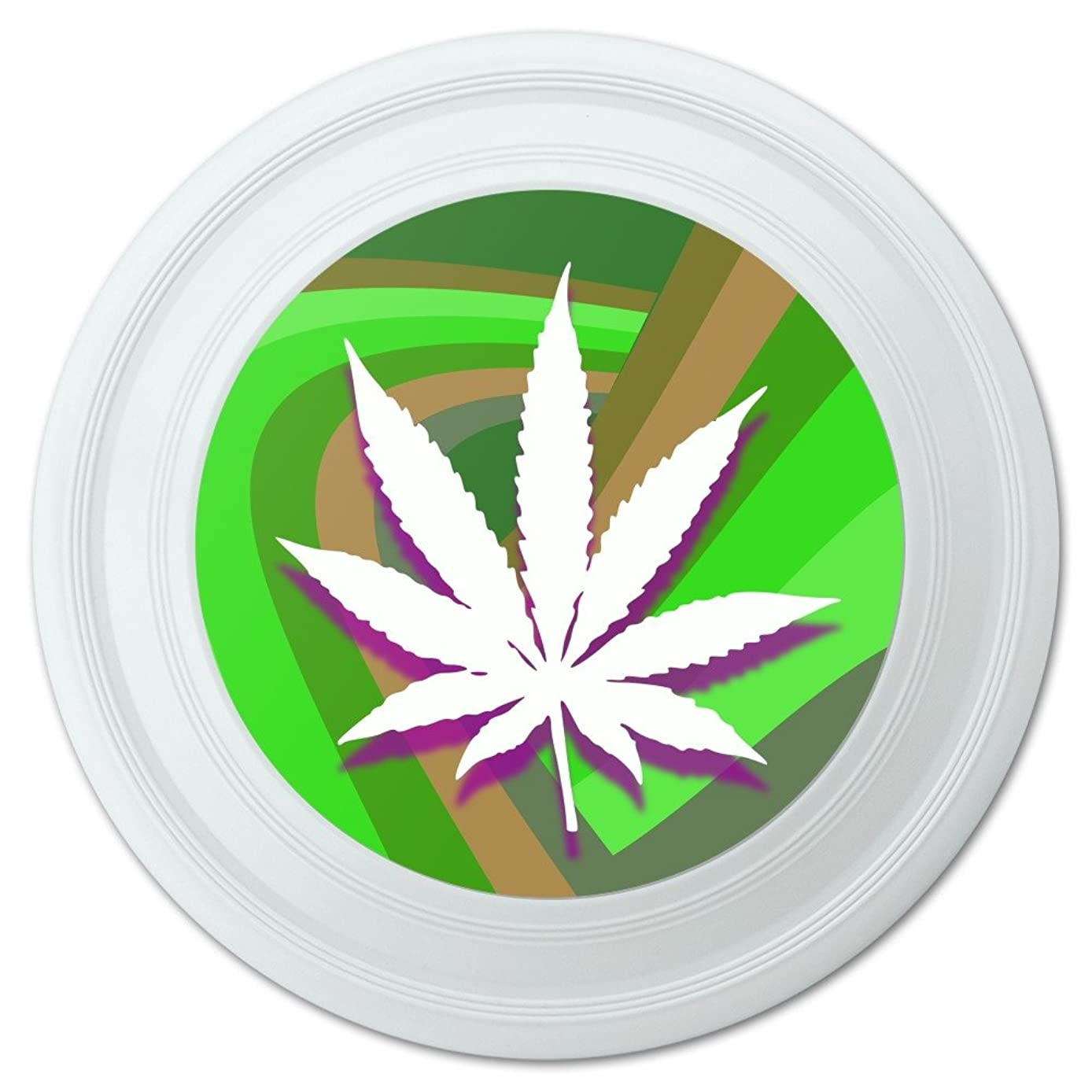 GRAPHICS & MORE Marijuana Leaf Pot Weed Psychedelic Novelty 9