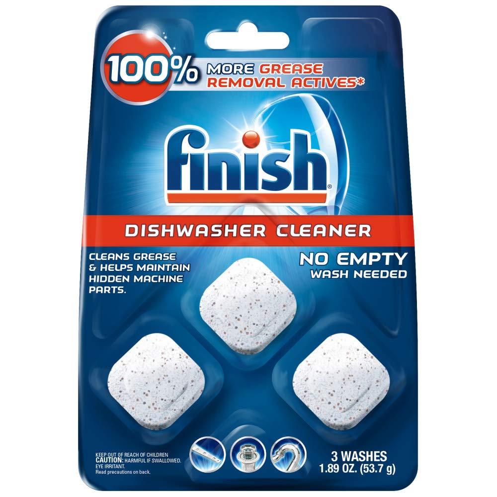 Finish Wash Dishwasher Cleaner Hidden