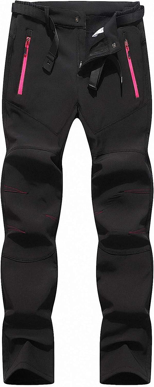 DAFENGEA Women's Snow Ski Pants Waterproof Fleece Windpro Hiking Max 50% OFF A surprise price is realized