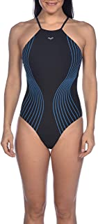 ARENA BODYLIFT Women's Aura Light Cross Back One Piece Swimsuit