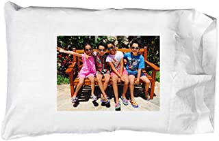 Best Personal Personalized Add Your Photo Pillowcase Pillow Case - Custom Customizable Gift for Him, for Her, for Boys, for Girls, for Husband, for Wife, for Them, for Men, for Women, for Kids Review