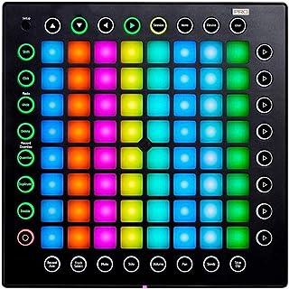 ANZQHUWAI Pro Professional Edition LED del Teclado de votos Controlador Midi USB DJ percusión Escenario de Funcionamiento del Mezclador de Live