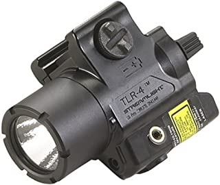 Streamlight 69242 TLR-4 Rail Mounted Tactical Light with USP Full Clamp - 125 Lumens