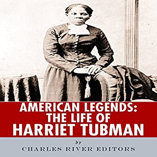 American Legends: The Life of Harriet Tubman audiobook cover art