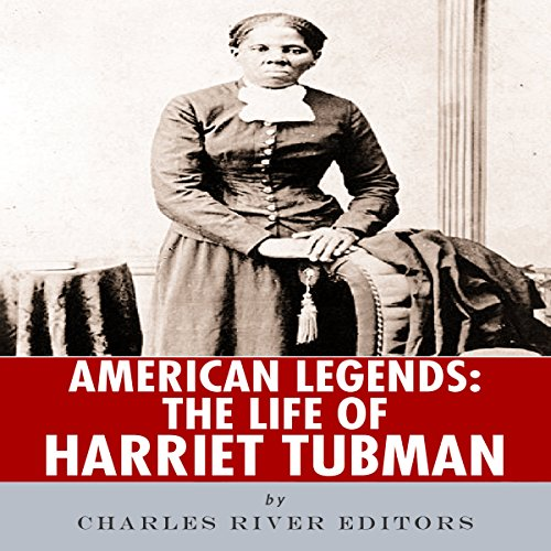 American Legends: The Life of Harriet Tubman cover art