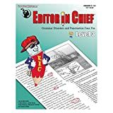 Improves students' grammar, punctuation, spelling, capitalization, and attention to detail. This effective method teaches students to carefully analyze and edit stories. Uses a standards-based thinking approach rather than drill and practice.