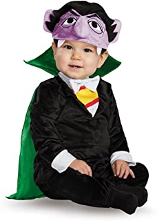 Baby Boys' Count Deluxe Infant Costume