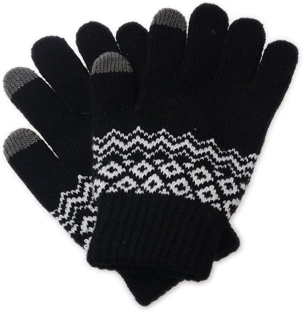 Tennessee526 Unisex Winter Warm T Soft Knit San Antonio Limited price sale Mall Gloves