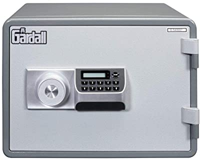 Gardall MS911-G-E Fire Rated Fireproof Safe