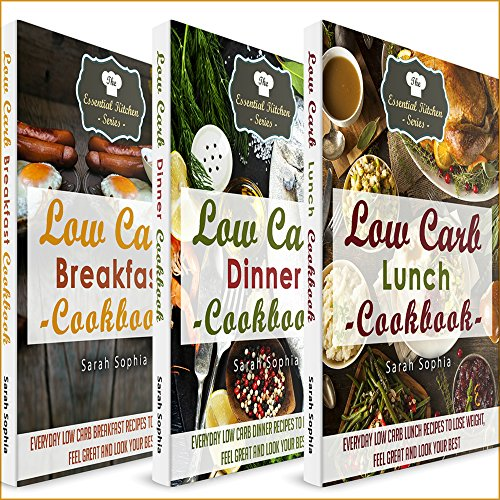 The Ultimate Low Carb Recipe Bundle: The Best Low Carbs Recipes All in One Package cover art