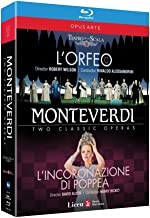 Monteverdi L'Orfeo - L'incoronazione di Poppea
