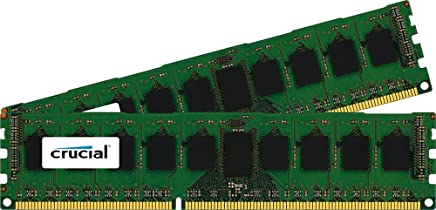 Amazon com: 16gb ddr3 ecc - Crucial: Electronics