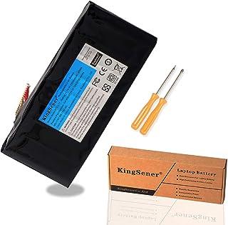 KingSener BTY-L77 - Batería para Ordenador portátil MSI GT72 2QD GT72S 6QF GT80 2QE GT80S WT72 MS-1781 MS-1783 2PE-022CN 2QD-1019XCN 2QD-292XCN