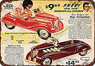 reproduction pedal cars for sale