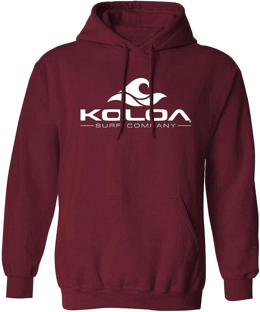 Koloa Surf Wave Logo Hoodies - Denver Mall Sweatshirts. Hooded Sizes S-5X Store In