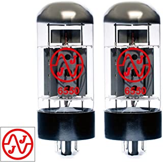 Pair of JJ 6550 Power Vacuum Tube