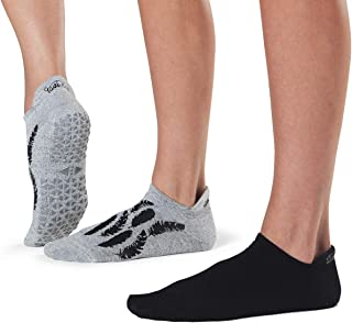tavi noir pilates socks