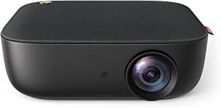Nebula by Anker Prizm II 200 ANSI Lumens Full HD 1080p LED Multimedia Projector, 40 to 120 Inch Image Movie Projector, Dual Speakers, Keystoning, Video Projector, Fire TV, HDMI, & USB Connectivity
