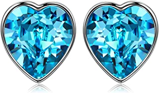 ANGEL NINA Mothers Day Gifts 925 Sterling Silver Heart...