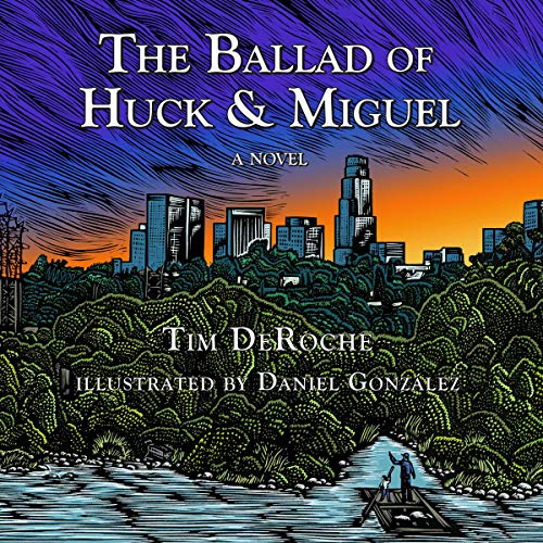 『The Ballad of Huck & Miguel』のカバーアート