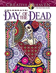 Celebrate Day of the Dead Coloring Book