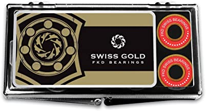 FKD Bearings Gold Swiss Bearing Set